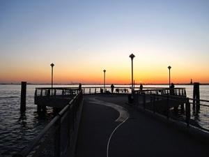 Valentino pier Red Hook